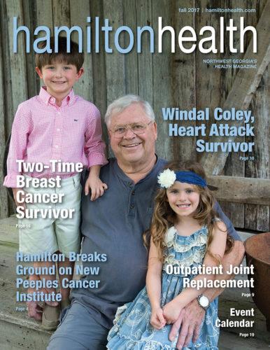 Hamilton Health magazine
