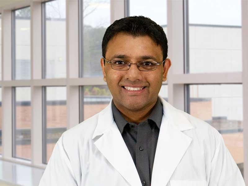 Ashish Kabir, MD