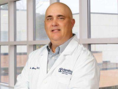 Clark McDonough, DO - an intensivist physician specializing in critical care treatment of patients and Hamilton Medical Center in Dalton, GA.